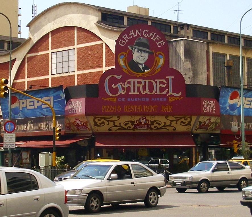 Café Gardel