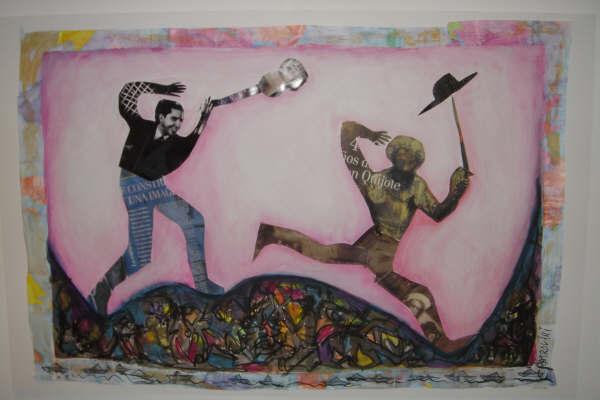 Collage de Carlota Petrolini